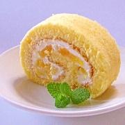 しっとりふんわり♪洋菓子用米粉で作るロールケーキ