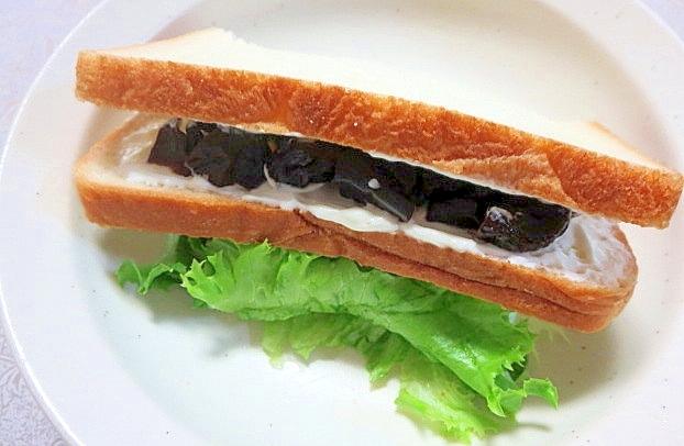 貧血予防におすすめサンドイッチ