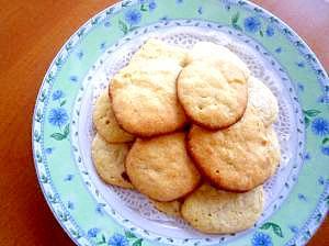 フードプロセッサーで簡単♪バナナドロップクッキー