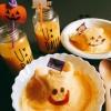 【ハロウィン2016】簡単オムライス((◆▼◆))