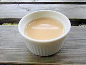 ミルクティーブラマンジェ