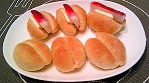 HBでラディッシュ用パン
