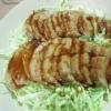 フライパン1つで20分♪豚ヒレブロック肉で焼豚