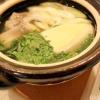【一人用土鍋で】湯豆腐
