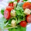 ルッコラ★アボカドのサラダ