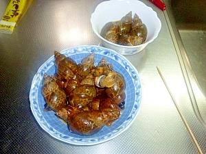 煮 つぶ貝