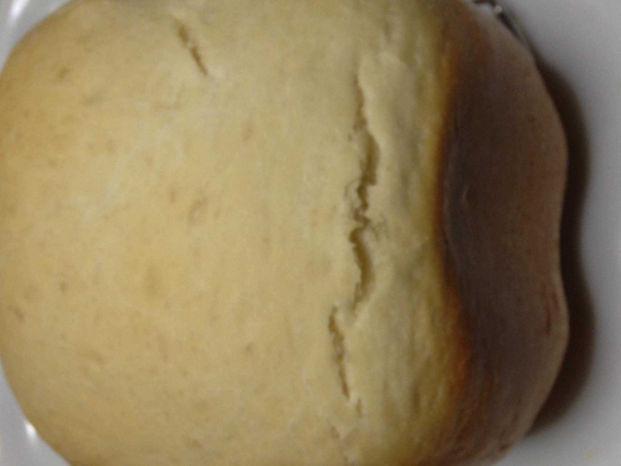 白玉粉と強力粉の食パン