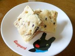 広げるだけ☆くるみとチョコのソフトクッキー