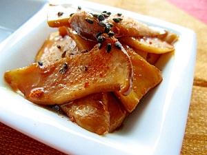 エリンギの中華煮炒め