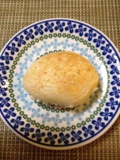 米粉でもっちもち!カレーの残りで焼きカレーパン
