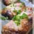 鮭マヨチーズのサクサクお揚げ焼き