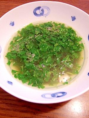 美容スープ デトックス 美髪 夏バ防止期待のスープ