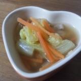 生姜でポカポカ★くたくたが美味しい白菜の蒸し煮