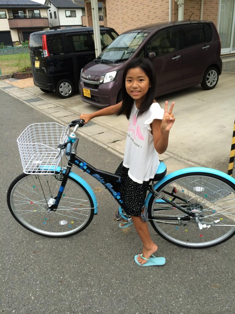 自転車の 自転車 キッズ 20インチ 女の子 : 自転車 女の子向け 26インチ ...