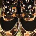 「靴ひも シューレース スニーカー用 Mr.Lacy ミスターレーシー Printies プリンティーズ 約130cm 平ひも くつひも カラフル 靴紐 かっこいい かわいい おしゃれ 【あす楽対応】【ゆうパケット対応】」の商品レビュー詳細を見る