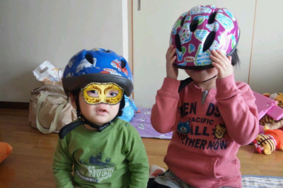 自転車の 自転車 子供用ヘルメット サイズ : ベル 子供用ヘルメット 自転車 ...
