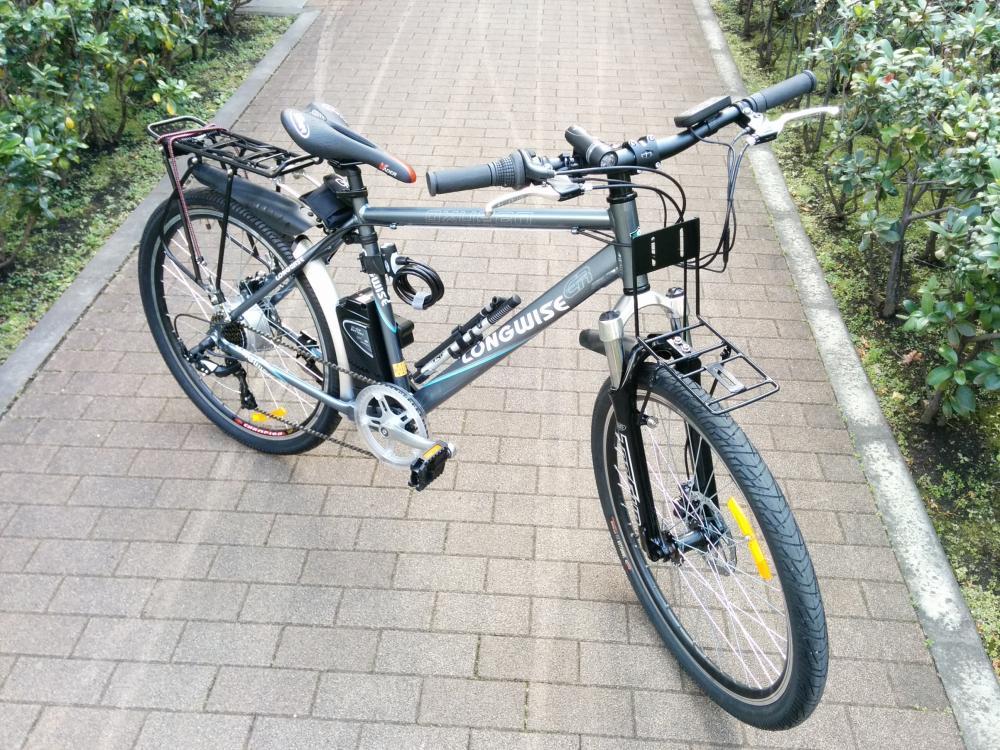 ... 電動アシスト自転車 クロス
