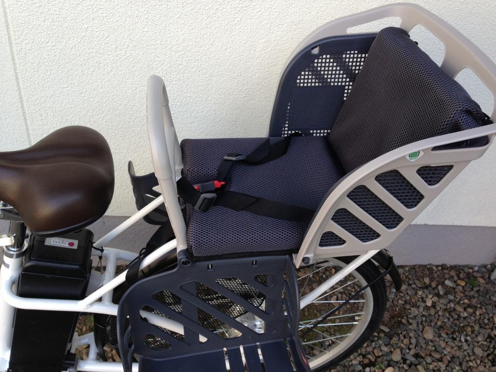 自転車の 自転車 子供 椅子 後ろ : ... 子供椅子)(自転車グッズの