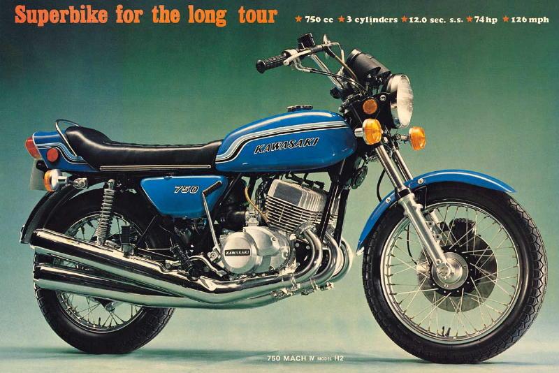 自転車の : 自転車 リムテープ ママチャリ : 1972 Kawasaki H2