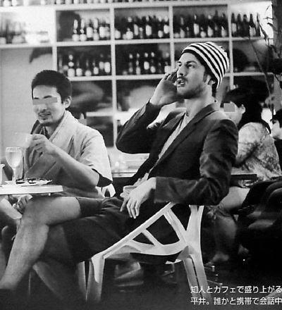 平井堅が結婚!お相手はあのガチムチヒゲ坊主の彼氏とか… の画像