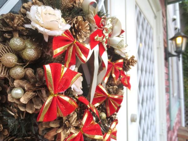 初級から上級まで!可愛いクリスマスリースの作り方♡