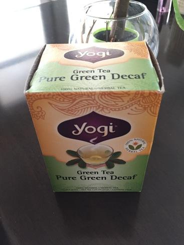 デカフェ 緑茶