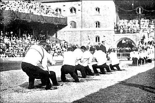 100年以上前のオリンピック | 耳...