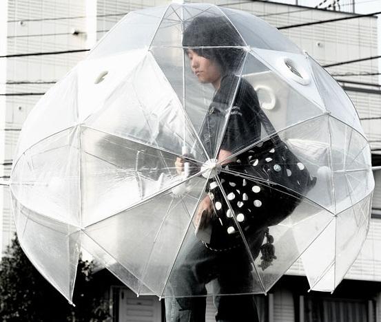 変わった傘