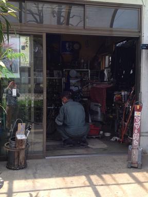 仙台市太白区 『flower shop KAEN ... : 仙台市 自転車屋 太白区 : 自転車屋