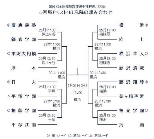 神奈川 県 高校 野球