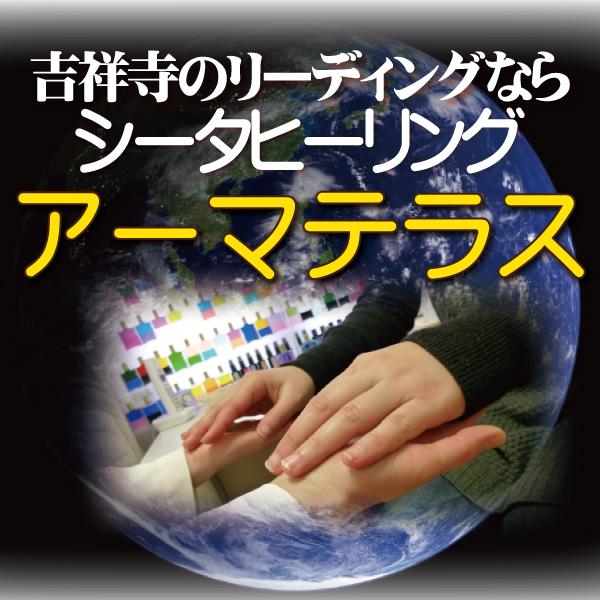 吉祥寺のヒーリングアーマテラス 楽天ブログ メニュー