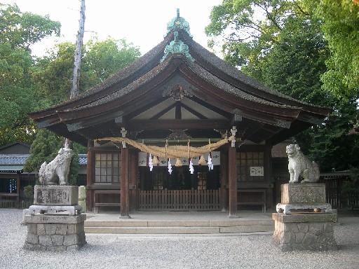 知立神社(知立市西町) | SLOWL...