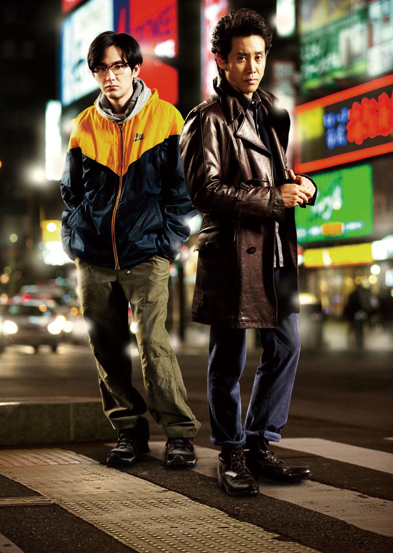 映画「探侦 は bar に いる 2 ススキノ 大 交差点 2013」の大泉洋