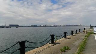 三池港の写真