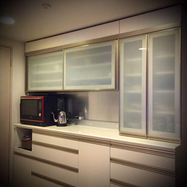 食器 棚 パモウナ