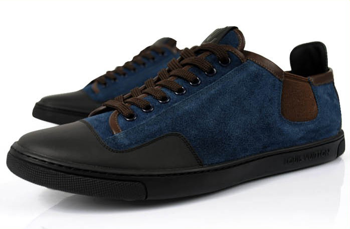 ブランド:ルイヴィトン Louis Vuitton カテゴリ:メンズ専用(38~45サイズ) カラー:ブルー外部素材:第一層牛皮革/ヌバック靴裏素材:羊皮革靴底素材:ラバー