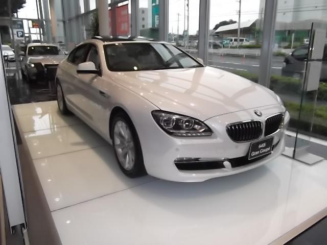 BMW bmw 6シリーズ グランクーペ ブログ : plaza.rakuten.co.jp