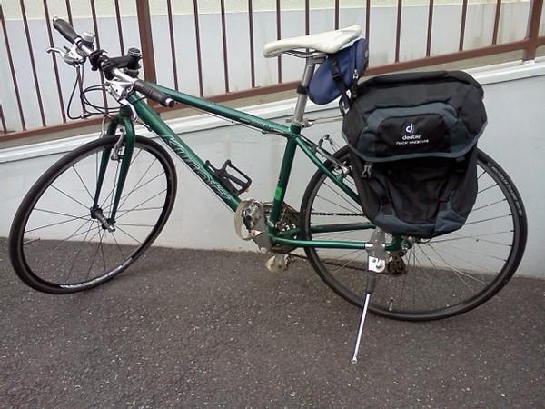 自転車の 自転車 荷台 かご : 脱着ともに慣れれば2~3分で ...