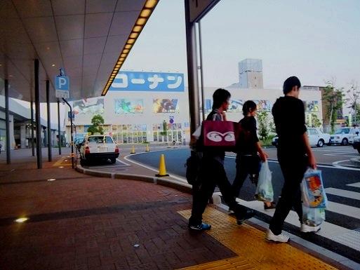 高知駅前のコーナン.jpg