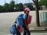 宿泊学習2012夏1