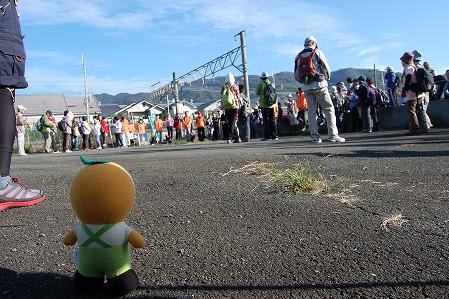 有田市商工観光課 (11/21・土)「時さかのぼる歩き旅」の様子!! みなさん、こんにちは(11月21日(土)) 「時さかのぼる歩き旅」を開催しましたのでその様子を