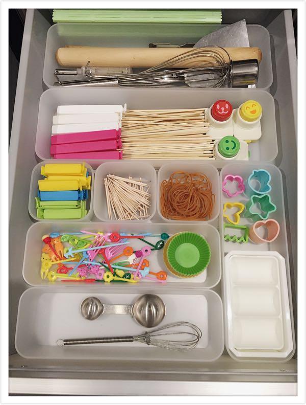 【無印】整理ボックス、冷蔵庫収納での困り事 魔の巣窟3 片付け*キッチン