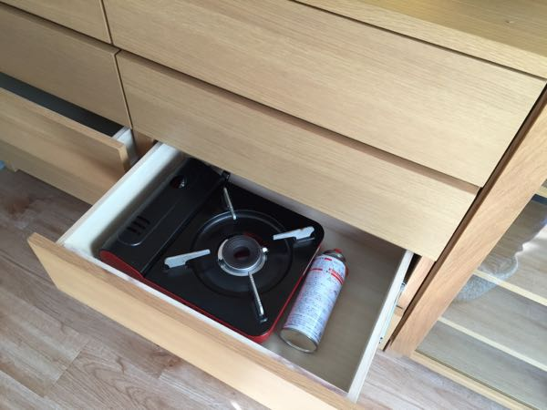無印良品収納棚にIKEAの食器棚シート?を敷く。 | 年下夫と5歳と2歳兄弟の記録 - 楽天ブログ
