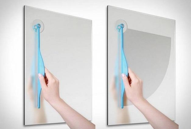 お風呂の鏡の汚れ・くもりを ...