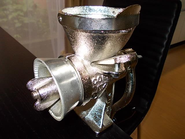 ベリタス粉砕器20120727