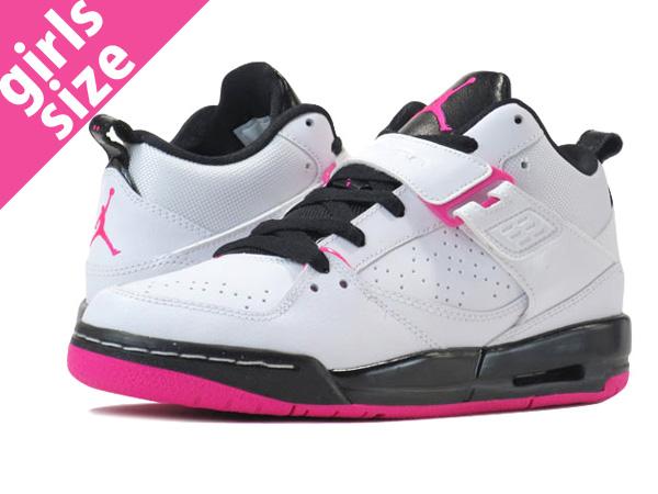 『レディース靴』NIKEナイキ AIR JORDAN エア ジョーダン フライト 45 GS 364798-109 White/Hyper  Pink-Black | nico74621343のブログ - 楽天ブログ