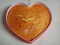 誕生日のチーズケーキ