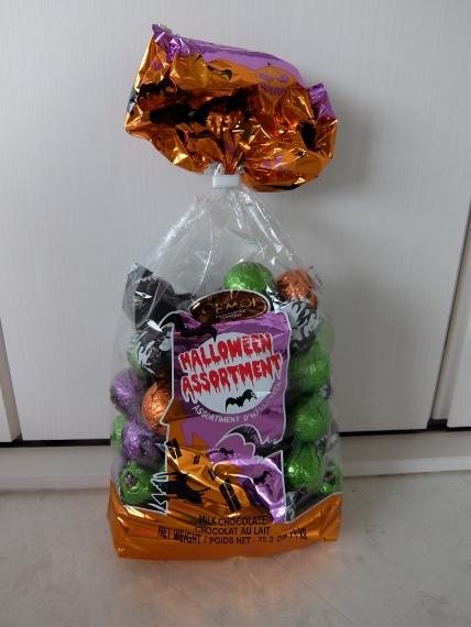 コストコ Bag Halloween 1Kg 円 ハロウィン チョコレート