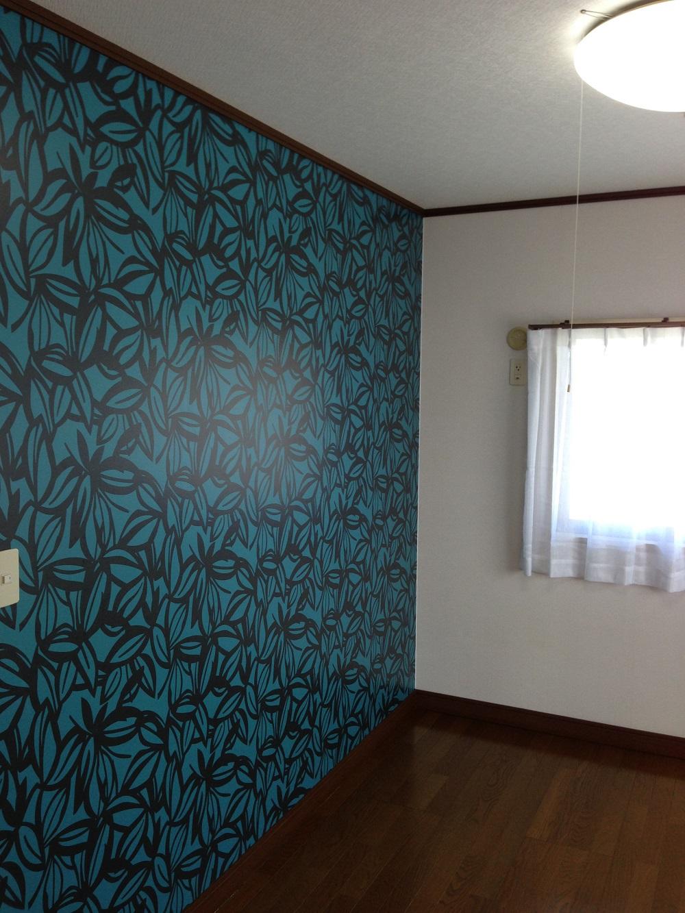 302号室の主寝室