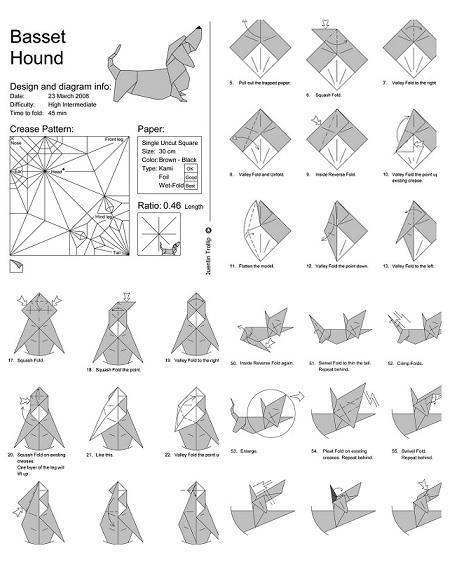ハート 折り紙 折り紙折り方難しい動物 : divulgando.net